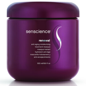 Senscience Renewal Anti-Aging Moisturizing Treatment Masque 500ml