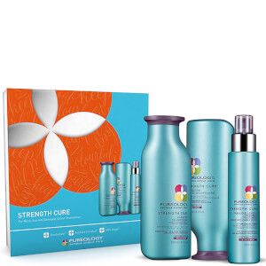 Pureology Strength Cure Christmas Gift Set (Worth £60.50)