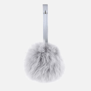Grafea Women's Pom Pom Charm - Grey