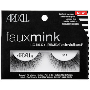 Pesta?as postizas Mink 811 de Ardell - Negro