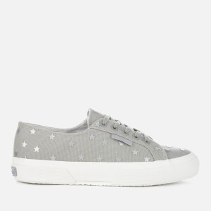 Superga Women's 2750 Cotwstars Trainers - Storm Grey