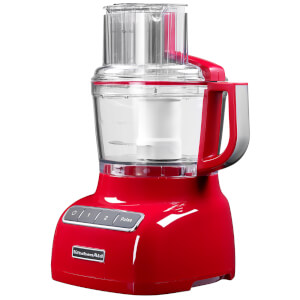 KitchenAid 5KFP0925BER 2.1L Food Processor - Empire Red