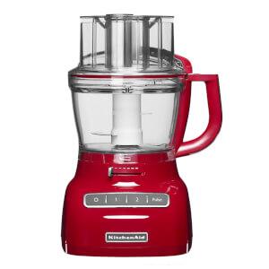 KitchenAid 5KFP1335BER 3.1L Food Processor - Empire Red