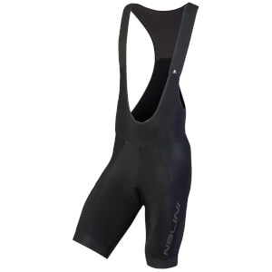 Nalini Polaris Thermo Bib Shortshorts - Black