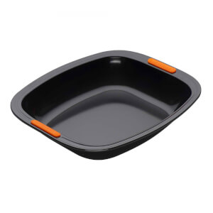 Le Creuset Bakeware Roaster and Oven Tray Set - Metallic