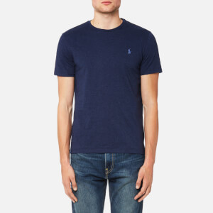 Polo Ralph Lauren Men's Crew Neck T-Shirt - Spring Navy Heather