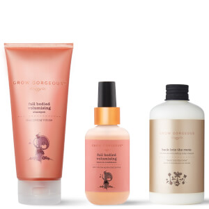 Grow Gorgeous Ultimate Volume Set (Worth $123)