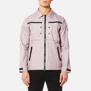 Marshall Artist Men's Micro Ripstop Overshirt - Rose Gold