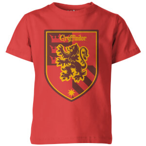 T-Shirt Harry Potter Grifondoro Red Kid's