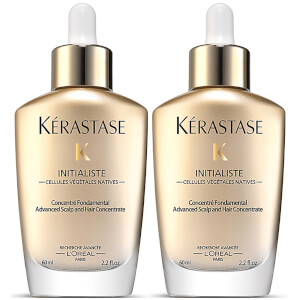 Kérastase Initialiste Advanced Scalp and Hair Concentrate -hoitoseerumi (2 x 60ml)