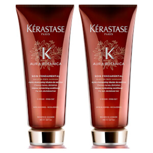 Kérastase Aura Botanica Soin Fondamental Conditioner 200ml Duo