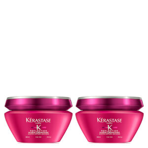 Kérastase Reflection Masque Chromatique Fine Hair Mask 200ml Duo