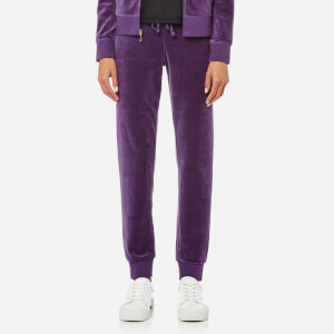 Juicy Couture Women's Track Velour Zuma Pants - Extra Curricular