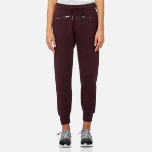 adidas by Stella McCartney Women's Essential Sweatpants - Dark Burgundy