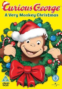 Curious George: A Very Monkey Christmas (Christmas Decoration)