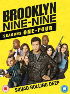 Brooklyn Nine-Nine - Season 1-4