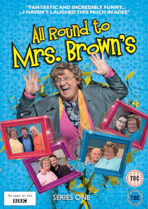 All Round To Mrs Brown's - Season 1 Set
