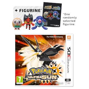 Pokémon Ultra Sun + Figurine