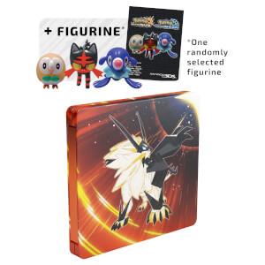 Pokémon Ultra Sun Fan Edition + Figurine