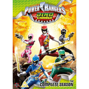 Power Rangers Dino Charge: The Complete Season Box Set