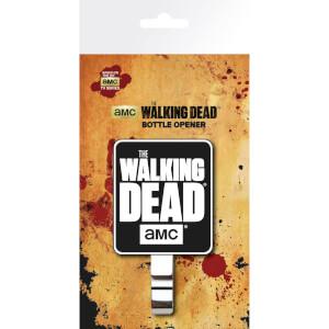 The Walking Dead Logo Bottle Opener