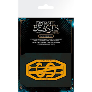 Fantastic Beasts and Where To Find Them Newt Scamander Card Holder