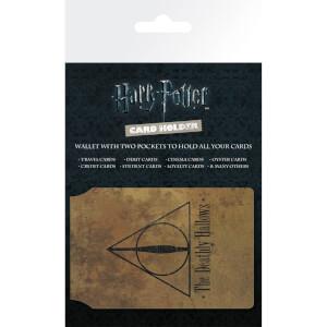 Harry Potter Deathly Hallows Card Holder
