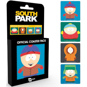 South Park Mix Coaster Pack