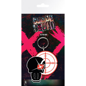Suicide Squad Deadshot Keyring