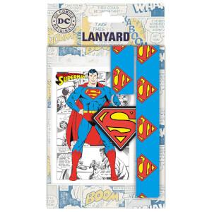 DC Comics Superman Lanyard