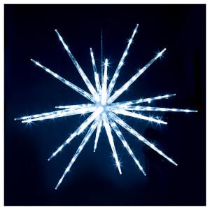 Christmas Workshop LED Starburst Light 70cm - White