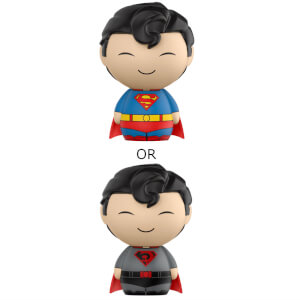 DC Superman With Chase Dorbz Vinyl Figure