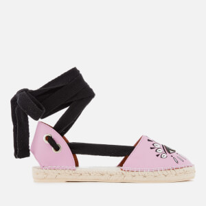 KENZO Women's City Espadrilles - Flamingo Pink