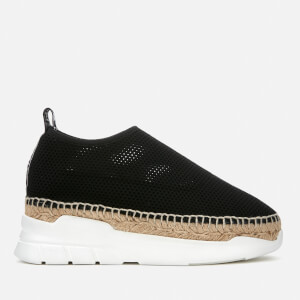 KENZO Women's Sporty Runner Espadrilles - Black
