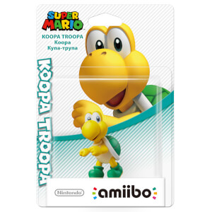 Koopa Troopa amiibo (Super Mario Collection)