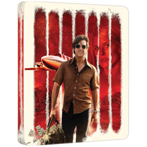 American Made - 4K Ultra HD Zavvi Exclusive Limited Edition Steelbook (Includes Digital Download)