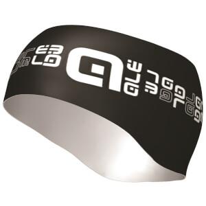 Alé Router Headband - Black/White