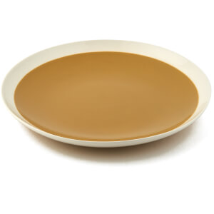 Nkuku Datia Side Plate - Mustard