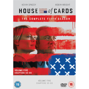 House Of Cards - Season 5 (Special Packaging)