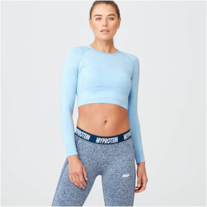 Shape Seamless Crop Top