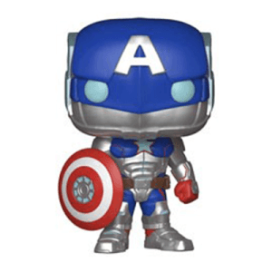 Figura Funko Pop! Civil Warrior - Marvel Contest of Champions