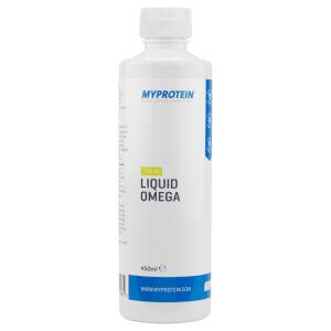 Flüssiges Omega-3