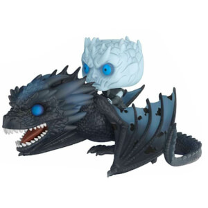 Game of Thrones Night King & Icy Viserion Pop! Vinyl Ride
