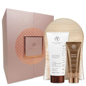 Vita Liberata Fabulously Flawless 3 Piece Luxury Tan Set-Medium Lotion 200ml
