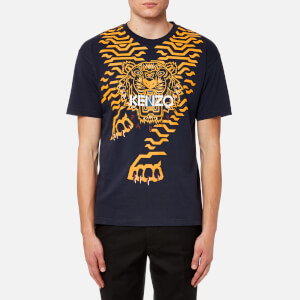 KENZO Special Knitted T-Shirt - Ink