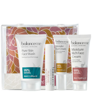 Balance Me Hydrated Skin Set