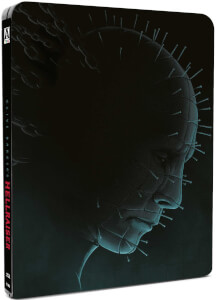 Hellraiser: Das Tor zur Hölle - Zavvi UK Exklusives Limited Edition Steelbook