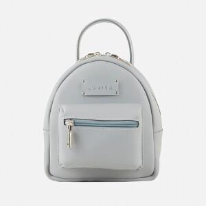 Grafea Women's Mini Zippy Backpack - Grey