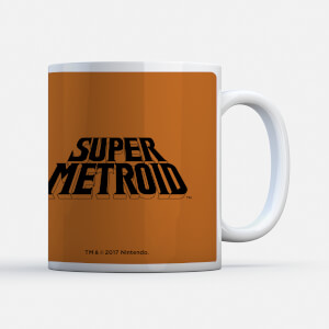 Tasse Nintendo Power Suit - Metroid