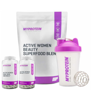 Active Women Beauty Paket
